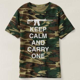 Camiseta Militares/ejército