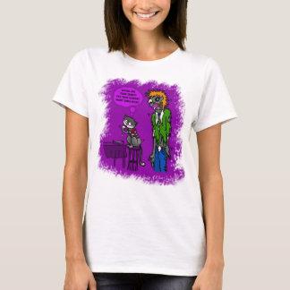 Camiseta Millie y blanco del zombi
