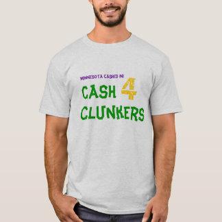 Camiseta ¡Minnesota cobró adentro! , Cobre 4 Clunkers