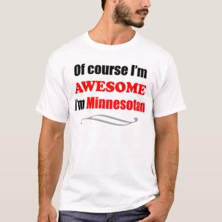 Camiseta Minnesota es impresionante