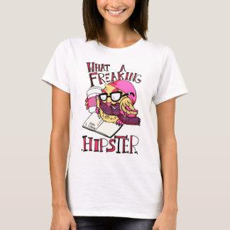 Camiseta Mire a este inconformista Freaking