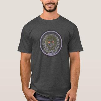 Camiseta Mire en mis ojos - círculo