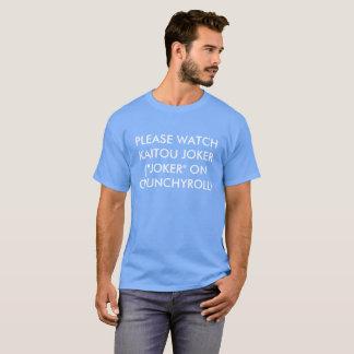 Camiseta mire por favor al comodín del kaitou