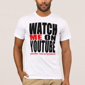 Camiseta Míreme en YouTube (moderno)