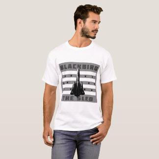 """Camiseta Mirlo SR-71 """"el trineo """""""