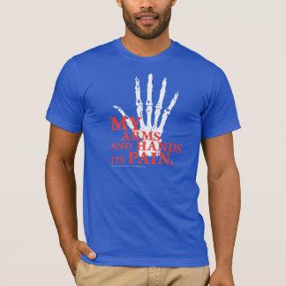 Camiseta Mis brazos y manos su dolor