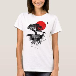 Camiseta Mis golpes de corazón para Japón