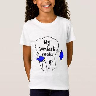Camiseta mis rocas del dentista