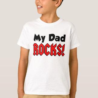 Camiseta Mis rocas del papá