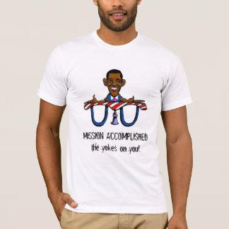 Camiseta misión lograda