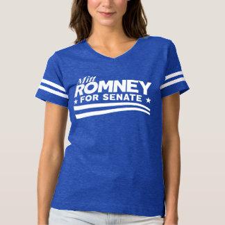 Camiseta Mitt Romney 2018