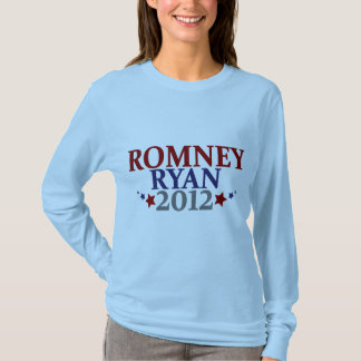 Camiseta Mitt Romney Paul Ryan 2012