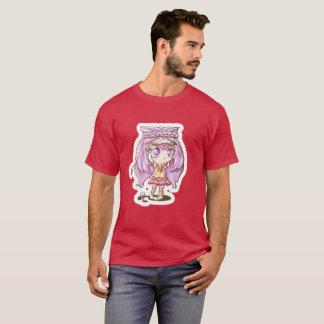 Camiseta Miyou (rosa del golfista)