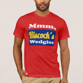 Camiseta Mmmm Wedgies de Hiscock