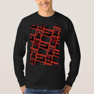 Camiseta Modelo de la propaganda de la ciudad de Arkham