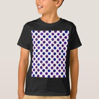 Camiseta Modelo de puntos precioso XV
