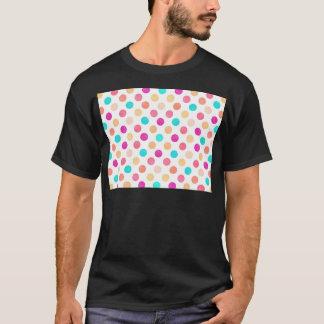 Camiseta Modelo de puntos precioso XVI