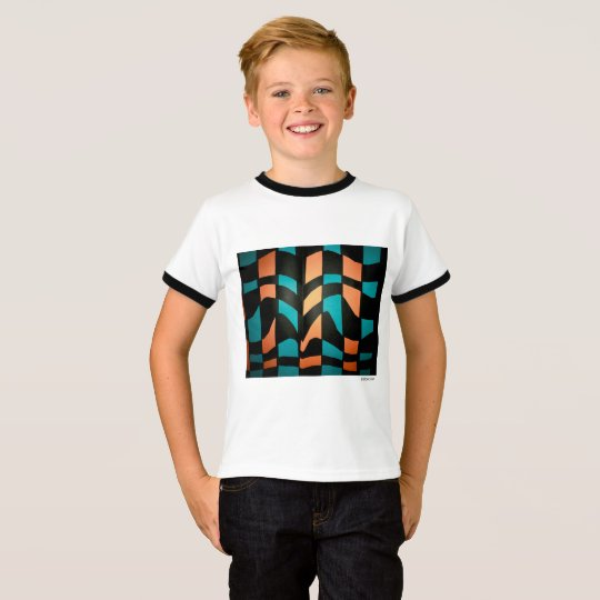 Camiseta Modelo tejido