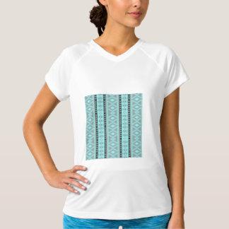 Camiseta Modelo tribal de lujo de la frontera