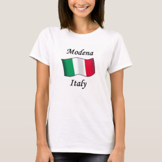Camiseta Módena Italia
