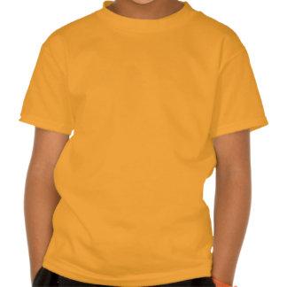 Camiseta moderna de la tipografía de la ciudad de
