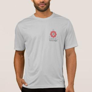 Camiseta moderna del Deporte-Tek de Arnis