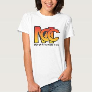 Camiseta moderna del logotipo de las mujeres