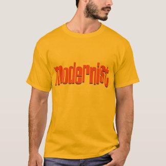Camiseta Modernista