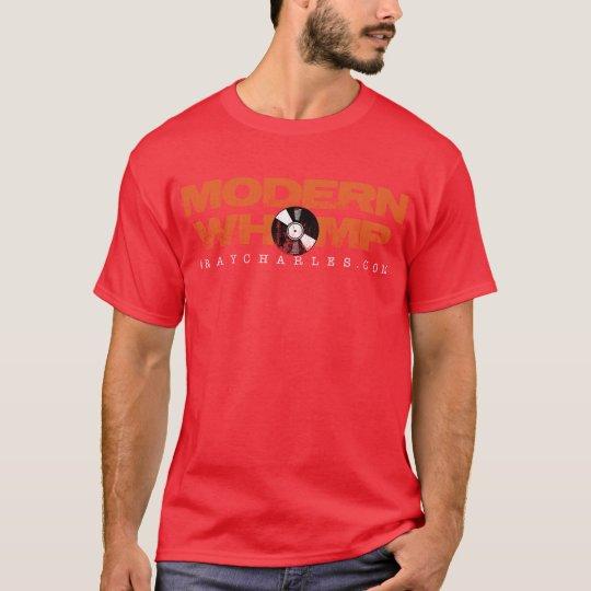 Camiseta ModernWhomp - rojo