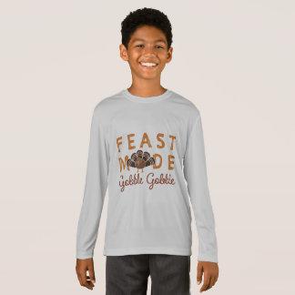 Camiseta Modo del banquete de la acción de gracias