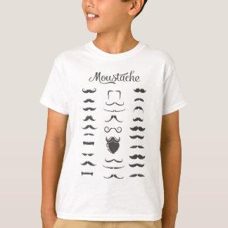 Camiseta Modo del bigote