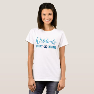 Camiseta Mohave poderoso de los gatos monteses el | -