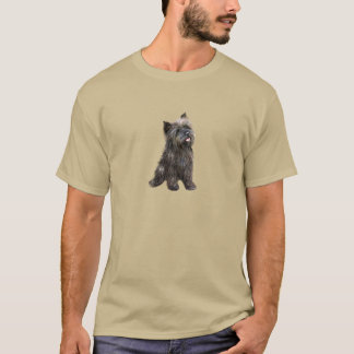 Camiseta Mojón Terrier - brindle