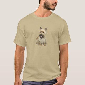 Camiseta Mojón Terrier - de trigo con la máscara negra #2