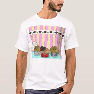Camiseta Molletes en su ambiente