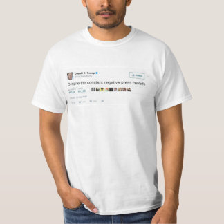 Camiseta Momento de Donald Trump oops