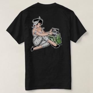 Camiseta Momia