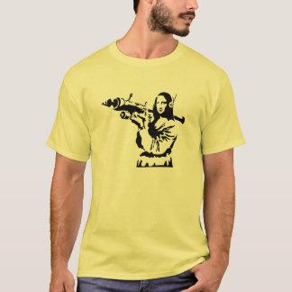Camiseta Mona Lisa con el RPG