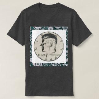 Camiseta Moneda de JFK