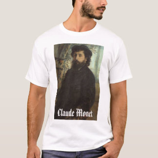 Camiseta monet, Claude Monet