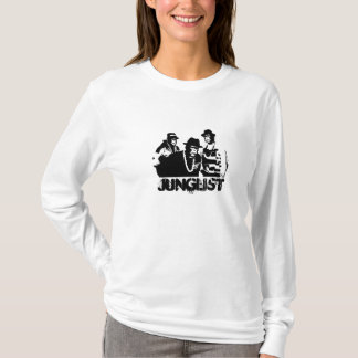 Camiseta MonkeyHomies, Junglist