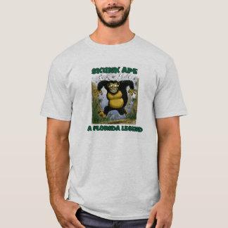 Camiseta ¡Mono de la mofeta ido salvaje!