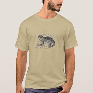 Camiseta Mono de la noche