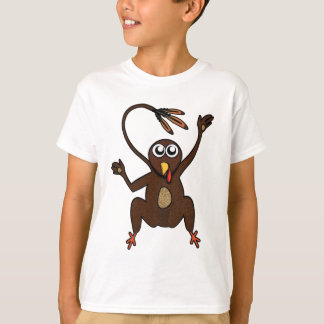 Camiseta Mono de Turquía