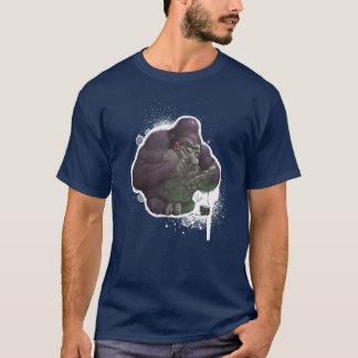 Camiseta Mono del arte