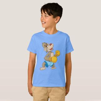 Camiseta Mono del boxeo