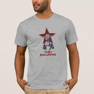 Camiseta Mono del boxeo de Fedor