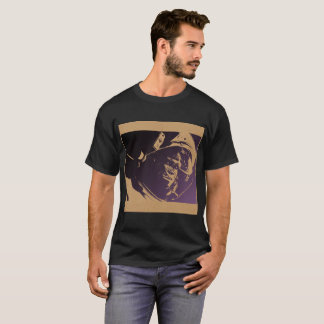 Camiseta Mono del espacio