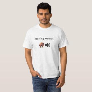 Camiseta mono del grito