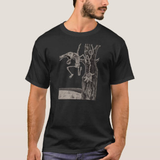 Camiseta Mono del robot